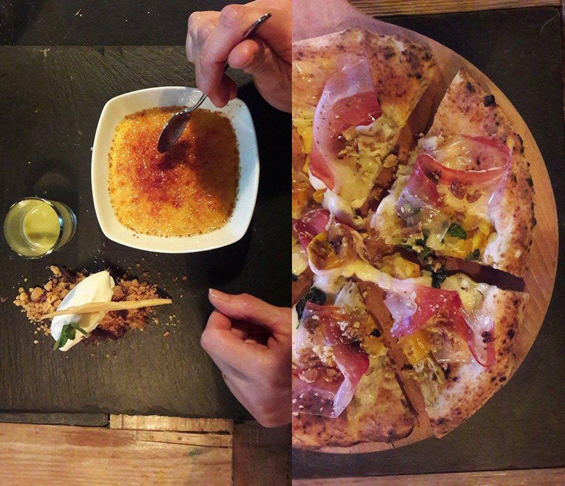 bertie's bistrot nola la pizza
