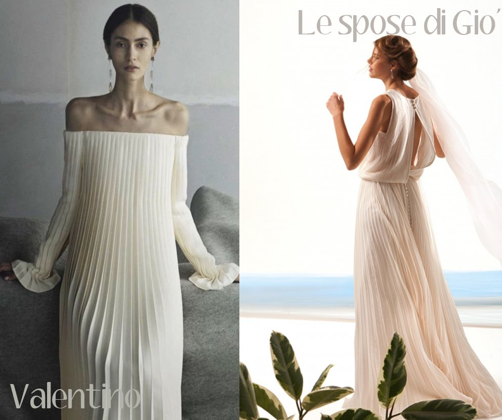 abiti da sposa 2018 eleganti