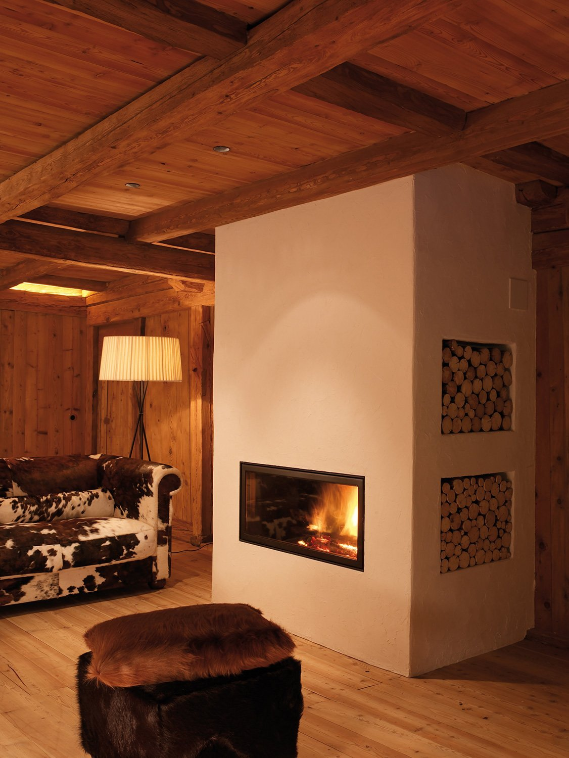Chalet di lusso in montagna