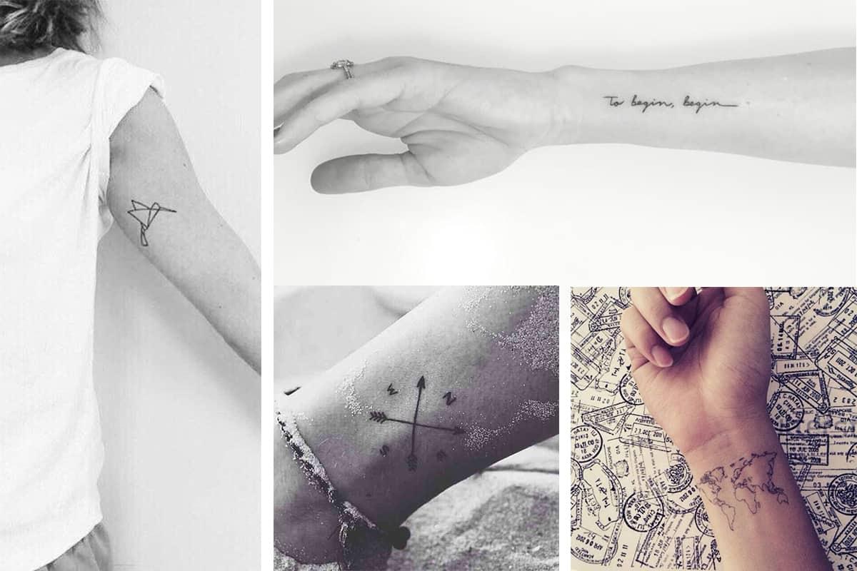 esempi tatuaggi piccoli