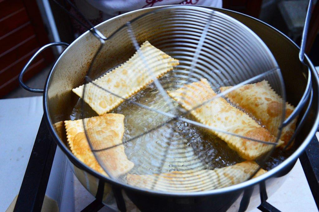 Gnocco fritto ricetta
