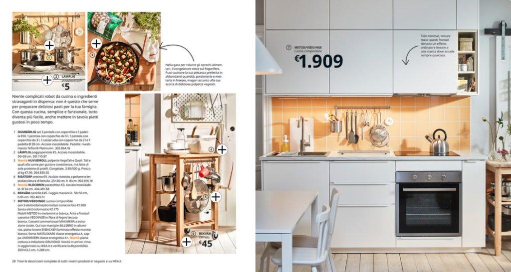 Ikea cucine catalogo 2021