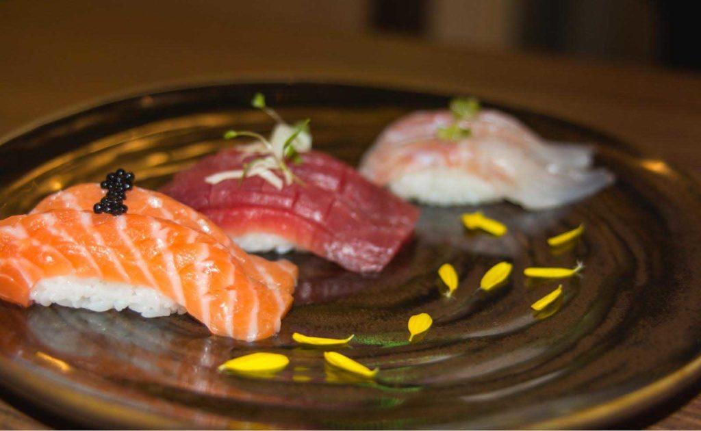 sushi napoli